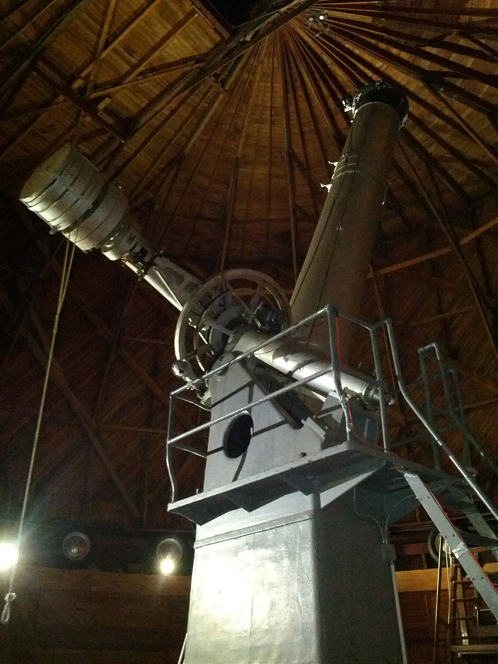 Lowell Observatory - Clark telescope