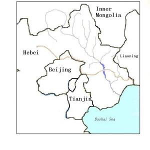 Luan River - Luan River basin