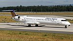 Lufthansa CityLine Canadair CRJ-900 (D-ACNL) at Frankfurt Airport.jpg