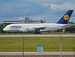 Lufthansa D-AIML A380-841 (29324834864).jpg