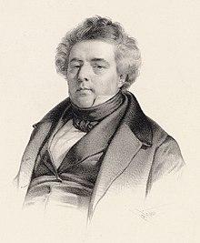 Luigi Lablache, 1841 (Quelle: Wikimedia)