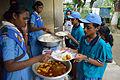 Lunch - Summer Camp - Nisana Foundation - Sibpur BE College Model High School - Howrah 2013-06-08 9279.JPG