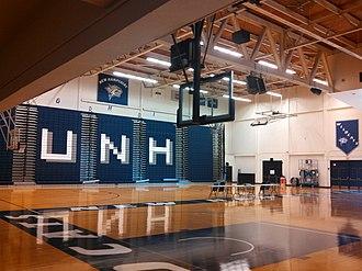 Lundholm Gym - Image: Lundholm Gym, UNH, Durham NH