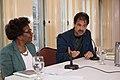 Lusophone Voices A Reading & Conversation with José Eduardo Agualusa. (26449958162).jpg
