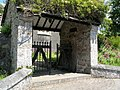 Lustleigh Church Entrance Porch - geograph.org.uk - 1472867.jpg