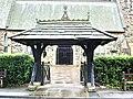 Lychgate, The Parish Church of St James, Leyland - geograph.org.uk - 499864.jpg