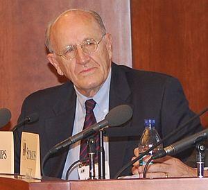 Lyle Denniston - Image: Lyle Denniston supreme court preview 2009