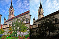 München, St. Benedikt vom Pfarrhof (HDR vs NORMAL).jpg