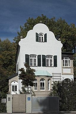 Heerstraße in München