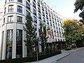 München - The Charles Hotel München, Außenansicht Ecke Luisenstr.jpg
