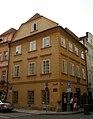Městský dům U tří divokých kachen (Staré Město), Praha 1, Husova, Řetězová 13, Staré Město.JPG