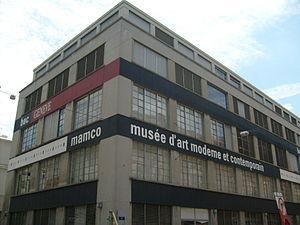 MAMCO - Image: MAMCO Geneva