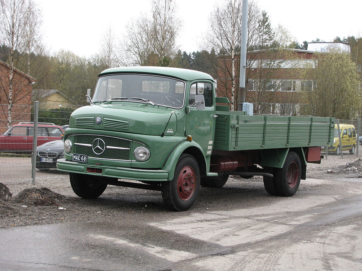 Mercedes-Benz L 710 – Wikipedia