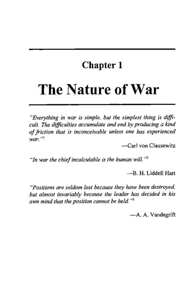 Von Clausewitz On War Pdf