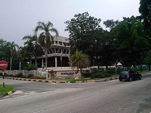 Subang, Selangor - Malaysia Airlines head office