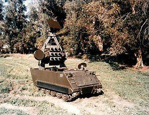 MIM-46 Mauler - MIM-46 Mauler prototype.