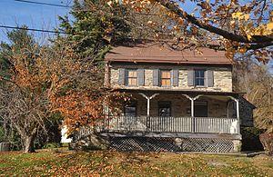Roxborough, Philadelphia - Miquon House