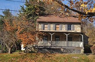 "Roxborough, Philadelphia - Miquon House Motto: ""A Place With Roots"""