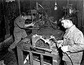 Maastricht, De Sphinx, Amerikaanse militaire werkplaats, 1945 (1).jpg