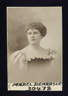 Mabel Beardsley stage actor