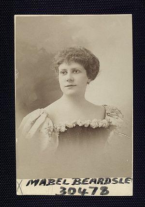 Mabel Beardsley - Mabel Beardsley (1871-1916), Victorian actress and sister of Aubrey Beardsley