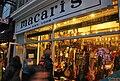 Macari's (exterior), 25 Denmark Street, London 2010.jpg
