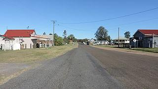 Leyburn, Queensland Town in Queensland, Australia