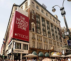 illustration de Macy's