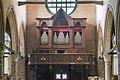 Madonna dell'Orto (Venice) - Interior - Gallery organ.jpg