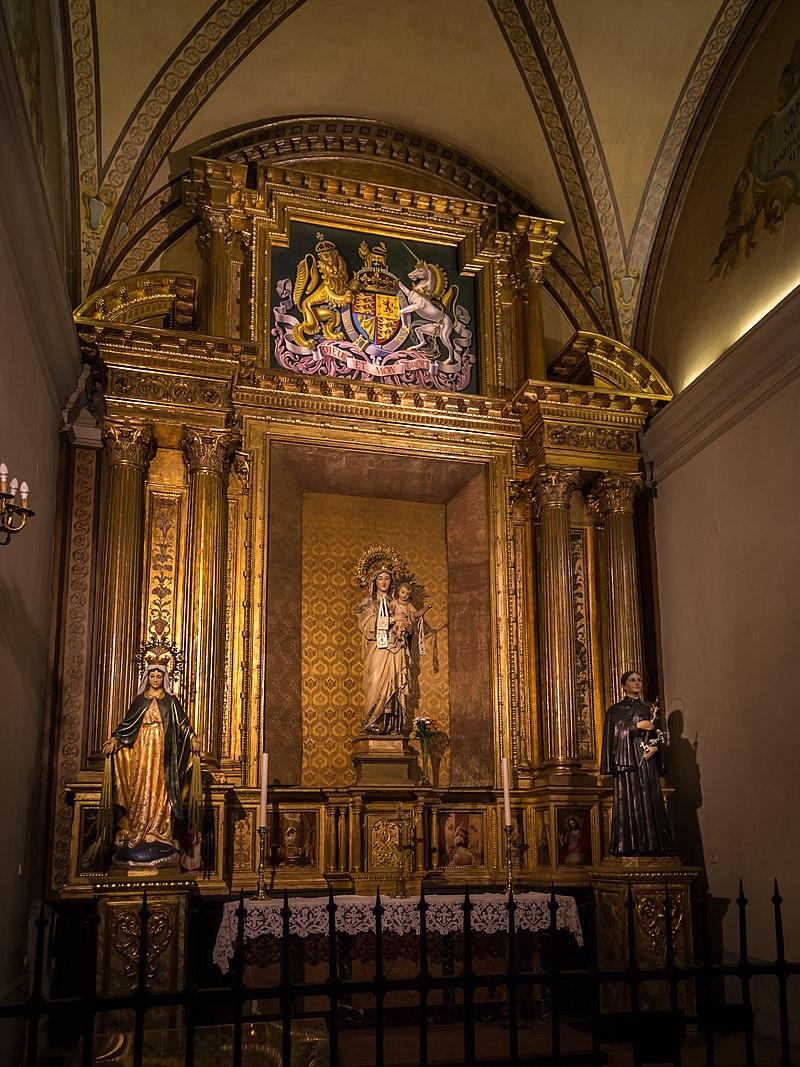 Madrid - Colegiata - Capilla del Carmen - 130209 182908.jpg