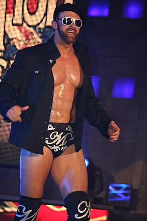 Héroes Inmortales (2011) - Magnus, who made his AAA debut in the weeks leading to the event