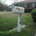 Mailbox in Jacksonville, Florida (cropped).jpg