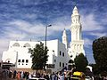 Main entrance of Masjid al-Qiblatayn.jpg