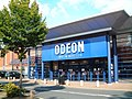 Main entrance to the Odeon ten screen Cinema (1) - geograph.org.uk - 1023864.jpg