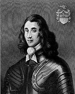 Major general charles worsley (1622 1656)