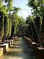 Majorque Palma Avinguda Antoni Maura Almudaina Jardin Fontaine - panoramio (2).jpg