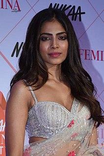 Malavika Mohanan Indian actress and model