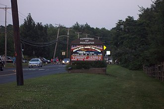 Manalapan Township, New Jersey - Manalapan Under the Stars in 2010
