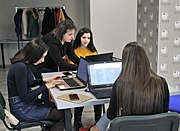 Mandatory internship at Wikimedia Armenia 04.jpg