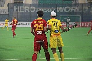Mandeep Singh (field hockey) Indian field hockey player