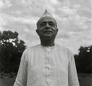 Mangal Das Pakvasa - Pakvasa in August 1947
