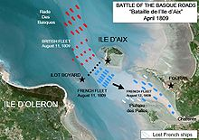 Battle of the Basque Roads - Wikipedia, the free encyclopedia
