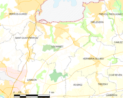 Map commune FR insee code 22134.png