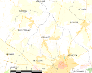 Map commune FR insee code 29094.png