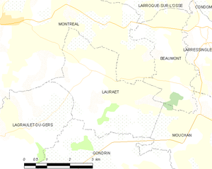 Map commune FR insee code 32203.png