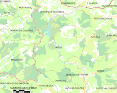 Map commune FR insee code 34019.png