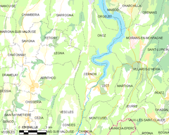 Map commune FR insee code 39086.png