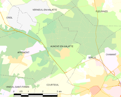 Map commune FR insee code 60028.png