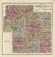 Map of Carroll County, Indiana. LOC 2013593192.tif