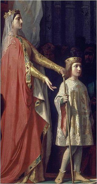 File:María de Molina y Fernando IV de Castilla. Detalle del cuadro de Gisbert.jpg